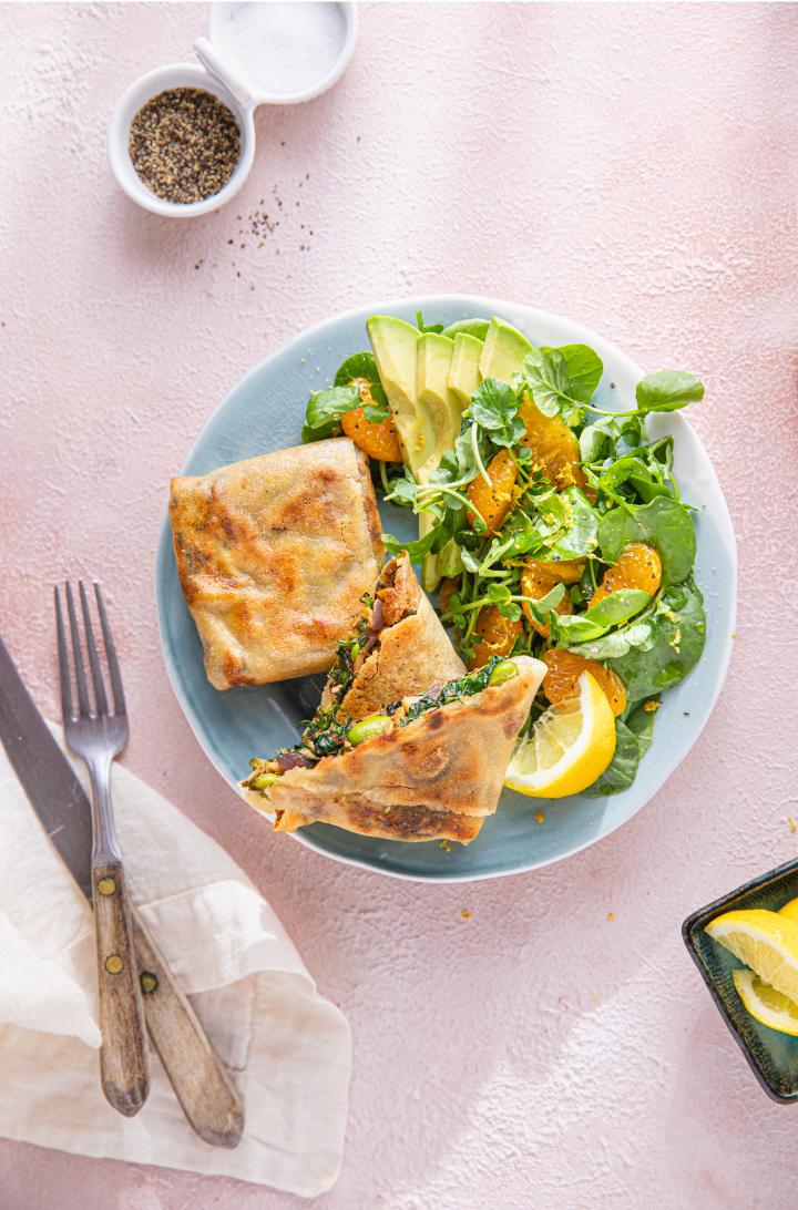 Bing Salad